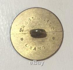 New York Pre Civil War Coat Button