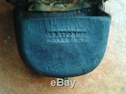 Original American civil war U. S. Army Federal cap pouch C. S. Storms of New York