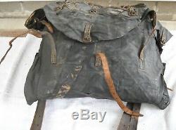 Original Civil War Back Pack-T. L. Richards Iwc New York