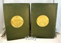 PERSONAL MEMOIRS OF U. S. GRANT 1885-86 1st Edition in Two Vol. Civil War Military