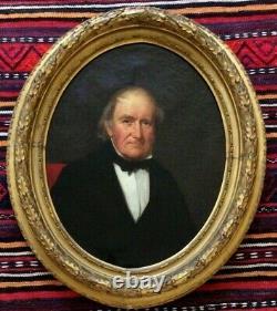 Philip Schuyler Van Rensselaer Pre CIVIL War Portrait Dutch New York Family