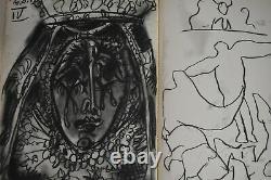 Picasso, Dominguin, & Boudaille PICASSO TOROS Y TOREROS, 1961