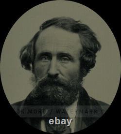 Pre civil war bowery new york bearded man masonic or police female photographer