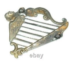 RARE, Original Civil War New York's 69th Irish Brigade Cap badge