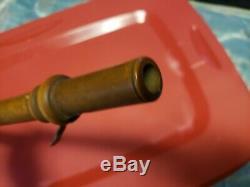 Rare Antique Edward E. Baack New York Civil War Era Boxwood Flute Circa 1860's
