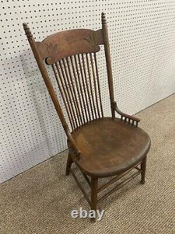 Rare Civil War Soldiers Chair 103rd Regiment New York Volunteers Seward Antietam
