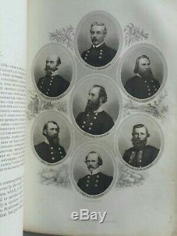 THE LOST CAUSE 1866 Pollard Civil War SLAVERY CSA Confederacy Jefferson Davis