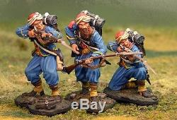 The Collectors Showcase CIVIL War Union Cs00367 146th New York Firing Set Mib