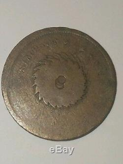 Utica, New York Civil War Token SIMPSON & LENNEBACKER