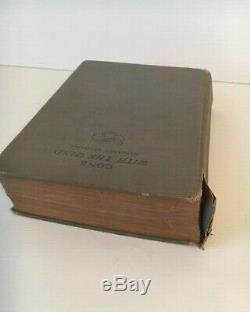 VTG GONE WITH THE WIND by MARGARET MITCHELL FIRST EDITION 2nd Printing June 1936